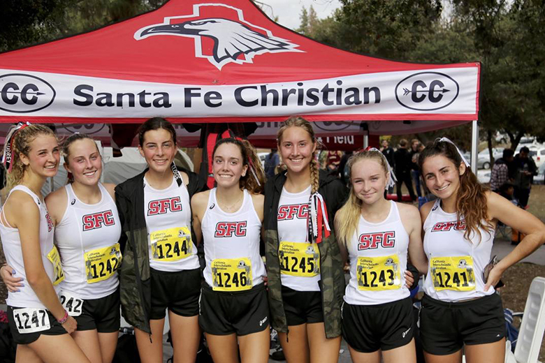 SFC Caps Off A Historic Xc Season At State